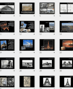 پاورپوینت معماری برج ایفل