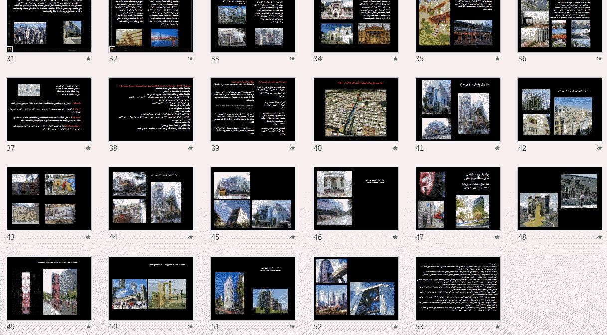 تحلیل فضای شهری خیابان عفیف آباد شیراز