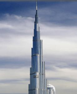 پاورپوينت تجزيه و تحليل برج خليفه دبی
