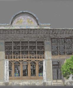 تجزیه و تحلیل خانه زینت الملک شیراز